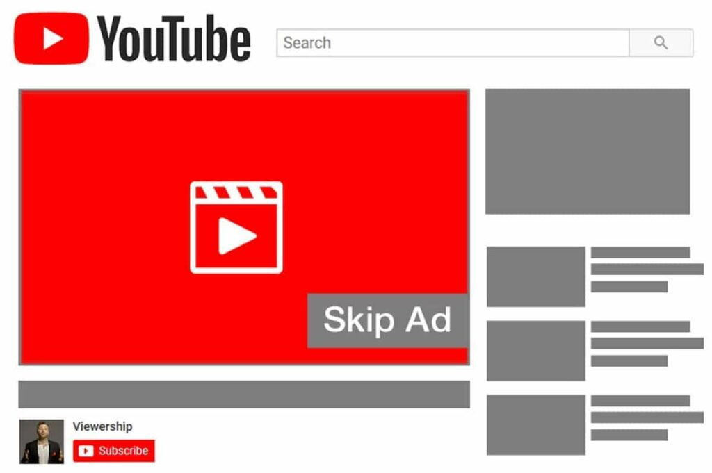 YouTube Ads is great for making engaging video advertisements